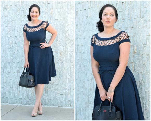 Outro vestido simples e bem bonito