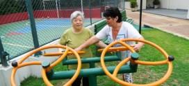 Edifício é adaptado para dar melhor qualidade de vida aos idosos
