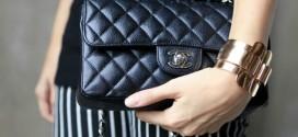 O modelo de bolsa mais procurado é a 'Timeless', da Chanel
