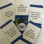 'Cartas na Mesa': o jogo para discutir as últimas vontades