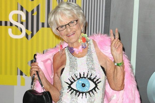 Helen Winkle tem 89 anos
