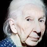 """A doceira-poeta morreu aos quase 96 anos: """""""