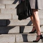 sapatos elegantes,  confortáveis e seguros