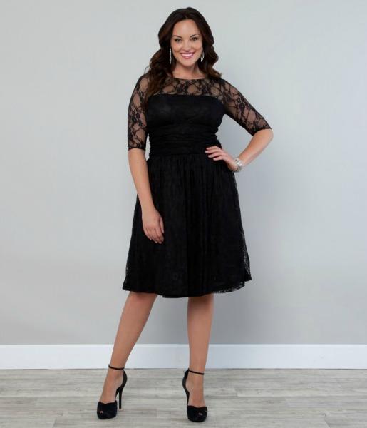 Um bonito vestido de fessta