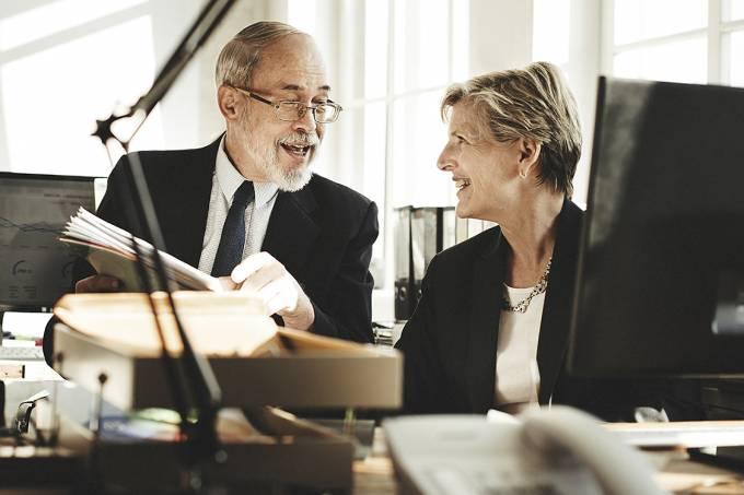 Profissionais mais velhos têm mais flexibilidade e paciência para lidar com os clientes