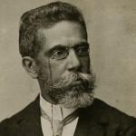 Filho de ex-escravos, ele é considerado o maior escritor brasileiro