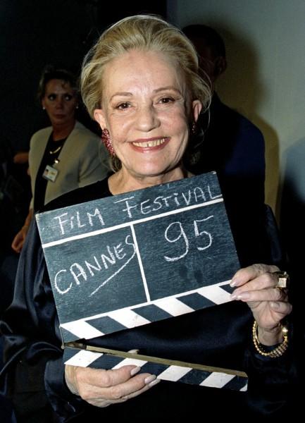 A atriz foi uma das mais importantes do cinema francês