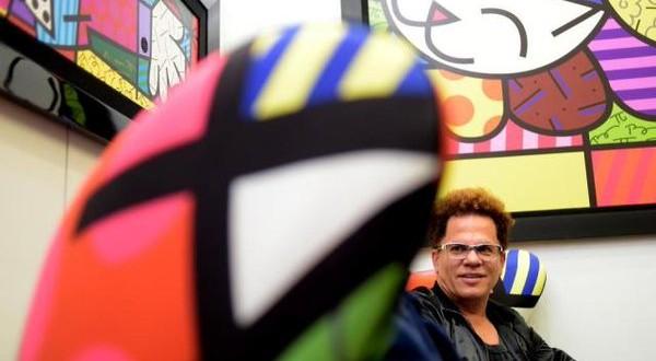 Romero Britto: o famoso artista brasileiro que o Brasil renega