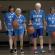 Neste time de basquete, todas as jogadoras passaram dos 80 anos