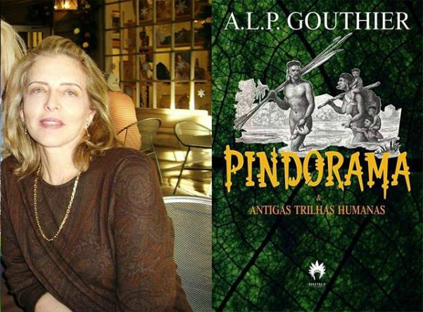 Anna L P Gouthier escreveu um denso livro sobre o Brasil antes da chegada dos portugueses