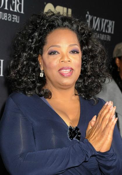 Oprah Winfrey é sempre uma inspiração