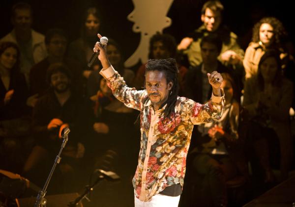 O músico carioca, que estava internado, tratando de um câncer, morreu precocemente aos 66 anos