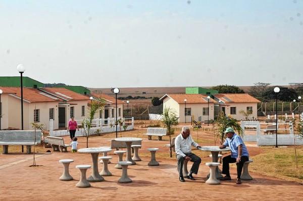 Vila Dignidade é um projeto já implantado em várias cidades paulistas