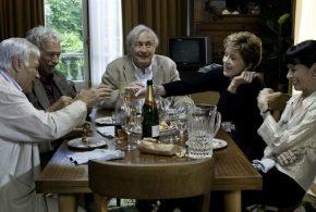 Cada vez mais idosos alemães decidem morar em repúblicas