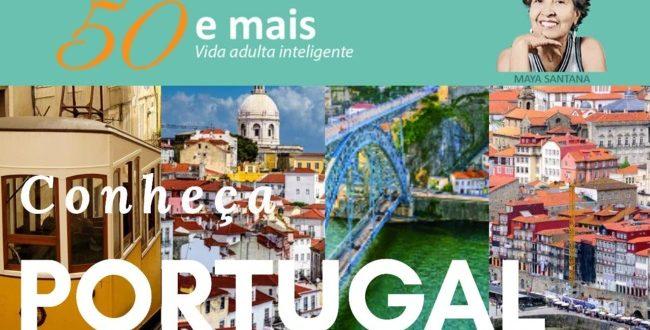 'Viagem com Maya Santana': 13 dias para ver o melhor de  Portugal