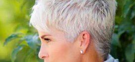 À procura de um corte de cabelo curto charmoso? Veja aqui