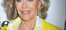 Jane Fonda diz por que o envelhecer é uma fase de crescimento