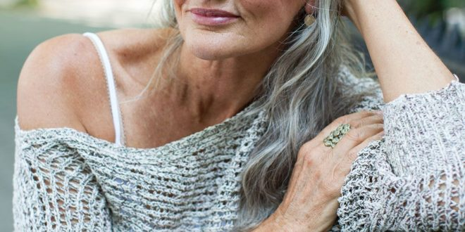 O grande ganho do envelhecer é a liberdade para ser quem somos