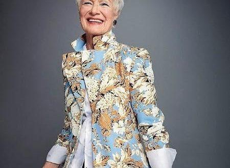 Ser modelo: o sonho de uma vida inteira é realizado aos 80 anos