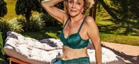 Uma coleção de lingerie para mulheres que passaram dos 60 anos