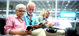 Viajante mais velho, enfim, é notado pela indústria de viagens