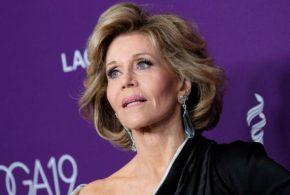 Perto dos 82, Jane Fonda é símbolo do envelhecimento saudável