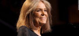 Gloria Steinem: símbolo maior da luta feminina por igualdade