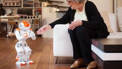 Foto de A história de Zora, robô que ajuda a espantar a solidão de idosos