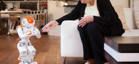 A história de Zora, robô que ajuda a espantar a solidão de idosos