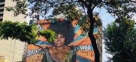 Homenagem bonita dos paulistanos a Elza Soares, à beira dos 90