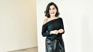 Foto de Glória Kalil estreia como estilista lançando coleção 'sem idade'