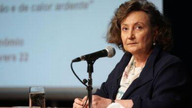 Foto de Pneumologista de renome, ela contraiu a covid-19: É assustador