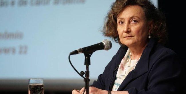 Pneumologista de renome, ela contraiu a covid-19: É assustador