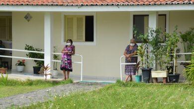 Foto de Com mais de 60 anos, eles vivem em segurança na Cidade Madura