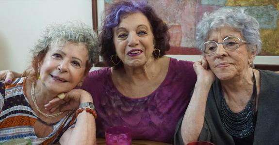 Avós da Razão, 78, 84 e 91 anos, fazem o maior sucesso na internet