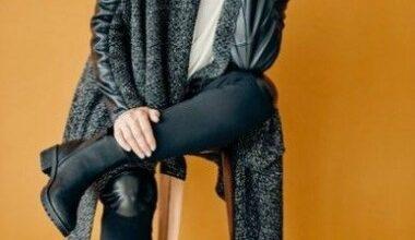 Foto de Saiba como usar sua legging de maneira elegante e muito chamosa