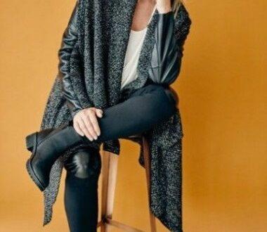 Saiba como usar sua legging de maneira elegante neste inverno