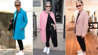 Foto de Ótimas dicas de moda para mulheres que já passaram dos 50