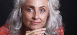 Vita Christoffel, a modelo que abraçou a carreira depois dos 50