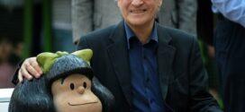 Aos 88 anos, morre na Argentina Quino, o pai da genial Mafalda
