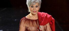 De repente, me deparo com os cabelos brancos de Jane Fonda
