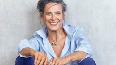 Foto de 'Você tem que aprender a envelhecer com a flacidez natural da idade'