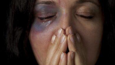 Foto de O silêncio mata. Não se cale. Ajude a conter a violência contra a mulher