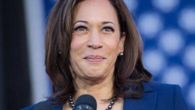 Foto de Kamala Harris torna-se a 1ª mulher vice-presidente da história dos EUA